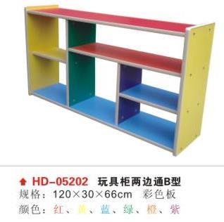 防火板教具柜(图2)